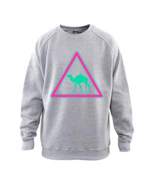 TUTTS camel Crew White | sweat shirts | Toronto, Ontario, Canada
