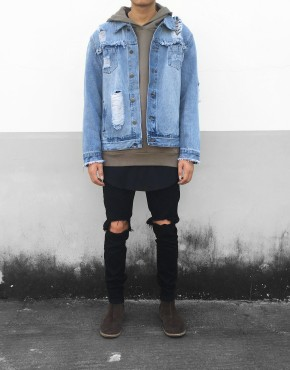 Denis Jackets Blue | Men Clothing | toronto, ontario, canada