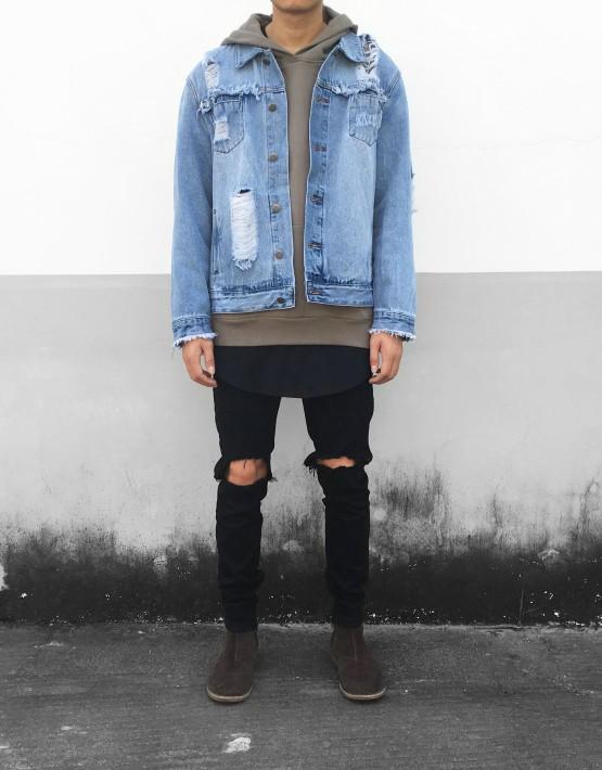 Denis Jackets Blue | Men Clothing | toronto, ontario, canada