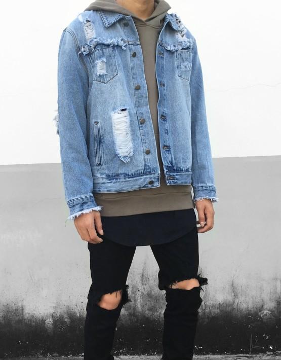 Denis Jackets Blue| Men Clothing | toronto, ontario, canada