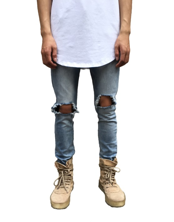 Destroyer Denim Light Blue | Bottoms | Toronto, Ontario, Canada