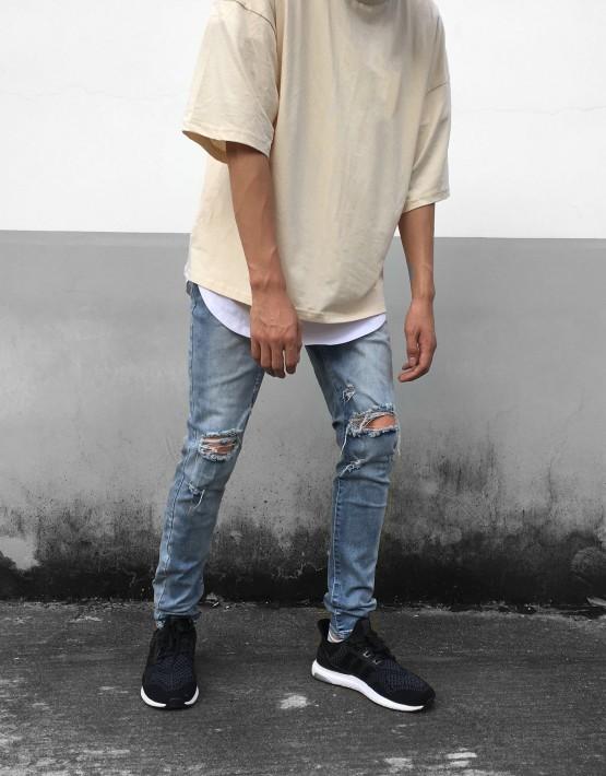 Essential Destroyed Jeans   Bottoms   Toronto, Ontario, Tuttsdesigns