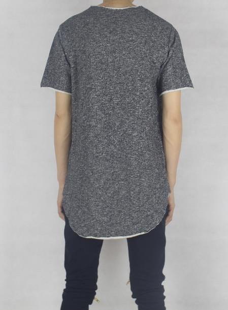 Mix Curve T Shirt | Short Sleeves TShirt | Toronto, Ontario, Canada