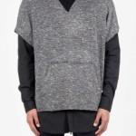 Poncho Grey Short Sleeves | Short sleeves T Shirt | Ontario, Canada