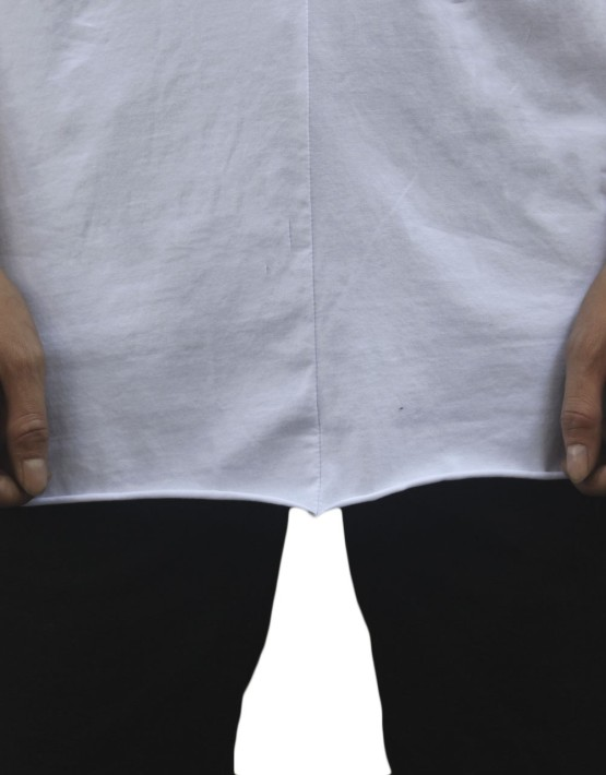 raw tee white | short sleeves tshirts | toronto, ontario, canada
