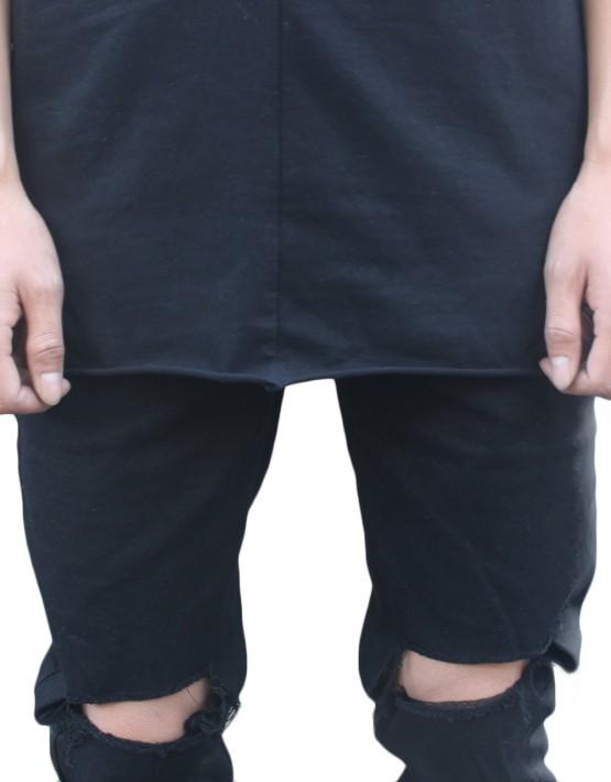 raw tee black | short sleeves tshirts | toronto, ontario, canada