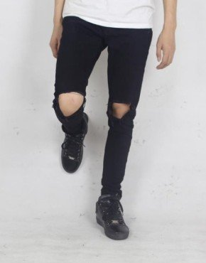 ripped jeans Black| Men Clothing | Toronto, Ontario, Canada