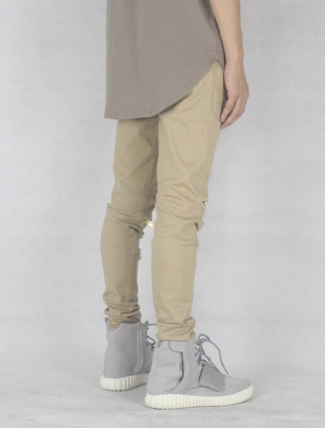 sand ripped jeans | Men Clothing | Toronto, Ontario, Canada