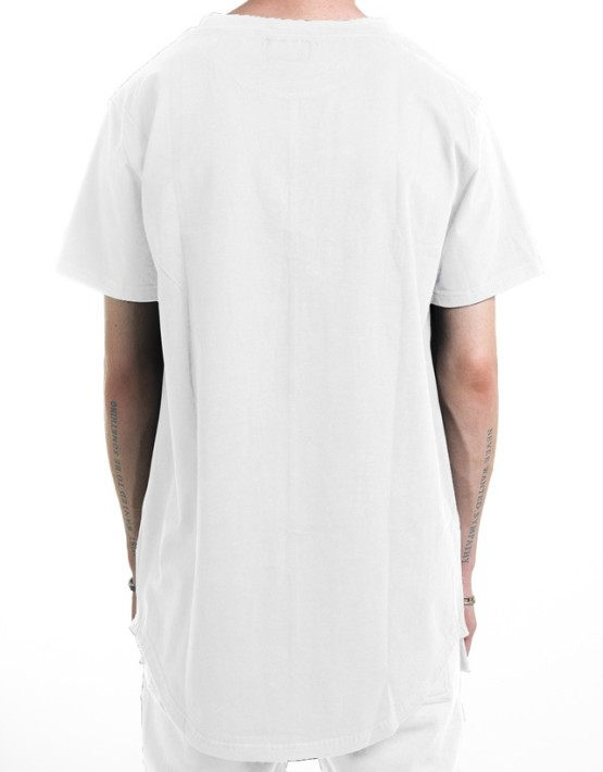SCOOP TEE white | Short sleeves T Shirt | Ontario, Canada