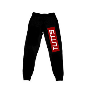 TUTTS RED BLOCK JOGGERS | Bottoms | Toronto, Ontario, Canada