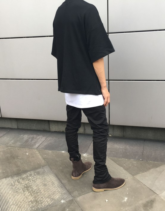 JERESY TSHIRT | short sleeves Tshirt black| Toronto, Ontario, Canada