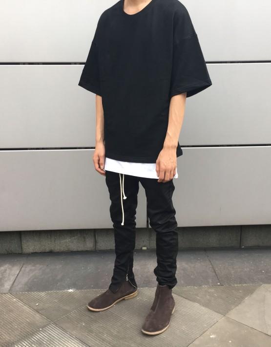 JERESY TSHIRT | short sleeves Tshirt Black | Toronto, Ontario, Canada