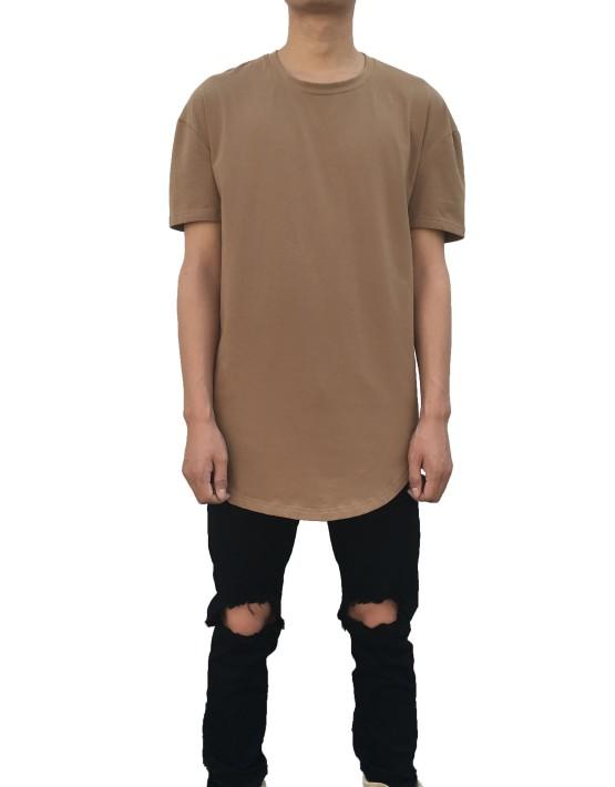 Brown Base Layer Tee | Short Sleeves Tshirt | Ontario, Canada