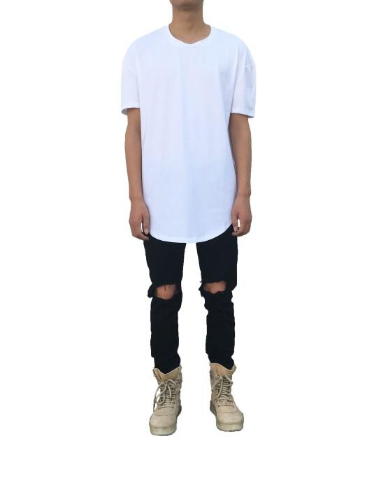 White Base Layer Tee   Short Sleeves Tshirt   Ontario, Canada