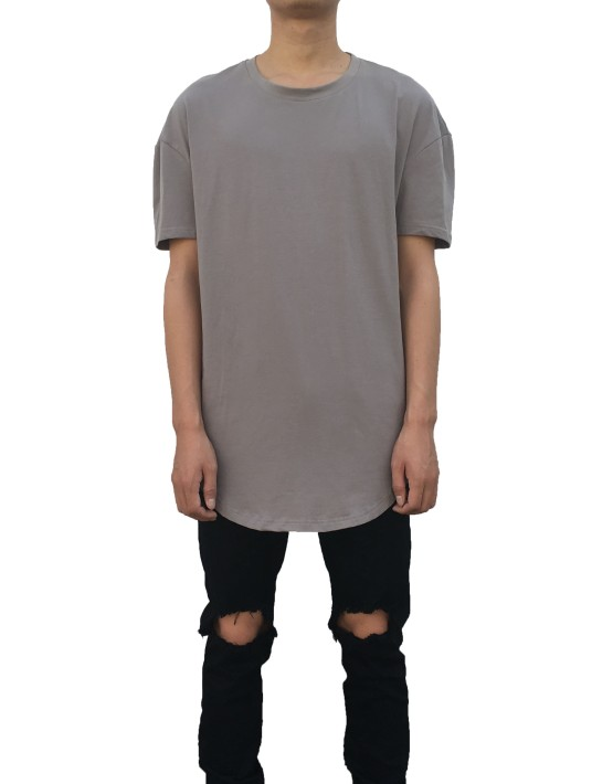 Grey Base Layer Tee | Short Sleeves Tshirt | Ontario, Canada