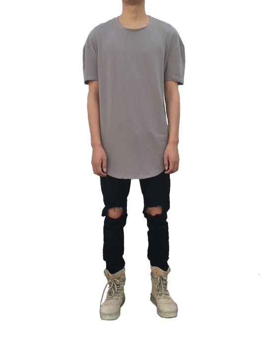 Grey Base Layer Tee   Short Sleeves Tshirt   Ontario, Canada
