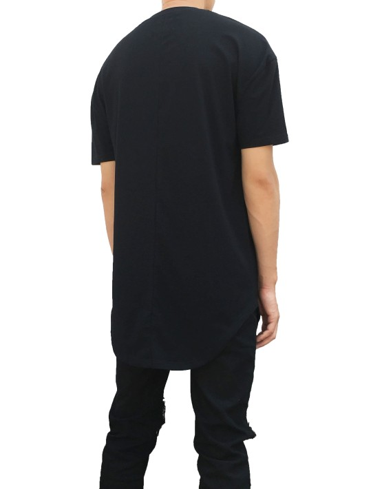 Black Base Layer Tee | Short Sleeves Tshirt | Ontario, Canada