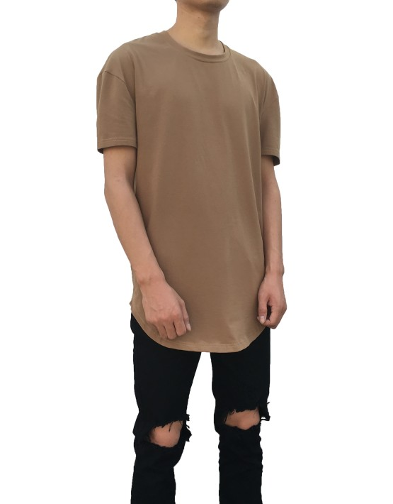 Brown Base Layer Tee | Short Sleeves Tshirt | Ontario, Canada