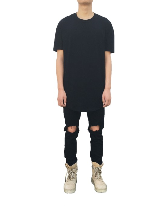 Black Base Layer Tee | Short Sleeves Tshirt | Ontario, Canada