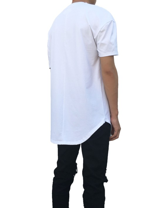 White Base Layer Tee | Short Sleeves Tshirt | Ontario, Canada
