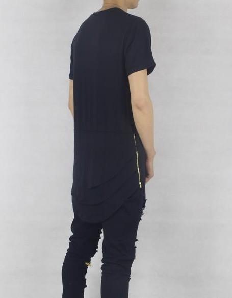 Cool 3 Layer black T Shirt   short sleeves tshirts   Toronto, Ontario, Canada