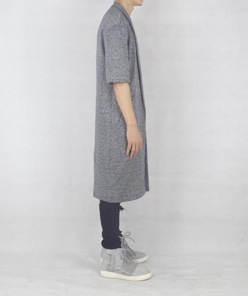 Grey Overcoat | Jackets | Toronto, Ontario, Canada