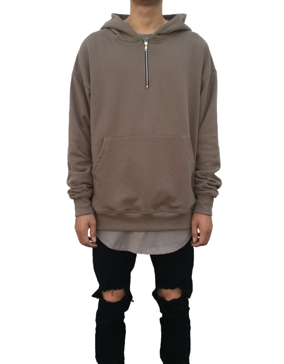 Half Zip Hoodie | Sweat shorts Hoodies | Toronto, Ontario, Canada