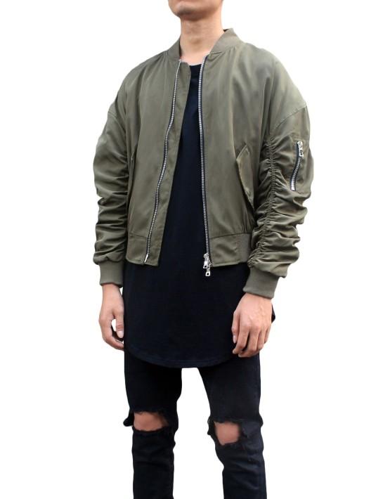 Oversized Bomber Jacket | Jackets | Toronto, Ontario, Canada
