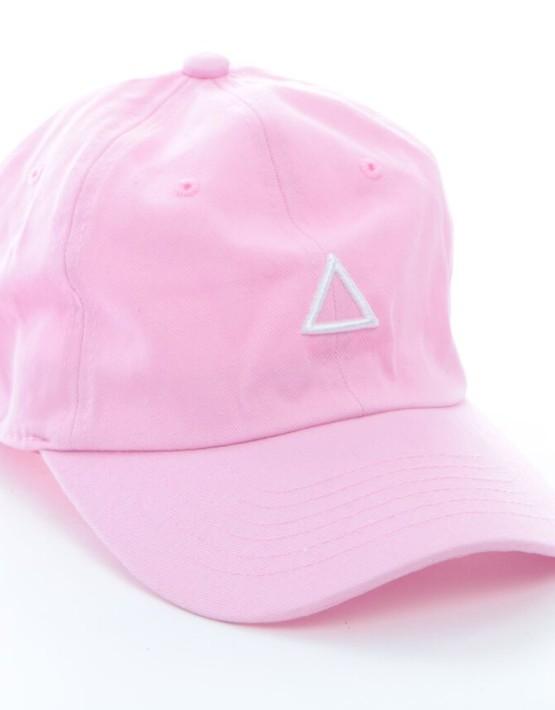 Men's Accessories - Pink Snapback