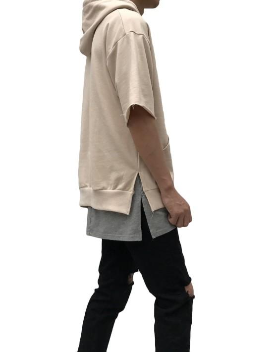 cutoff-sleeve-hoodie