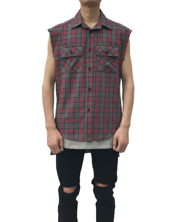 cut-off-flannel-shirt
