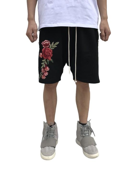rose-shorts