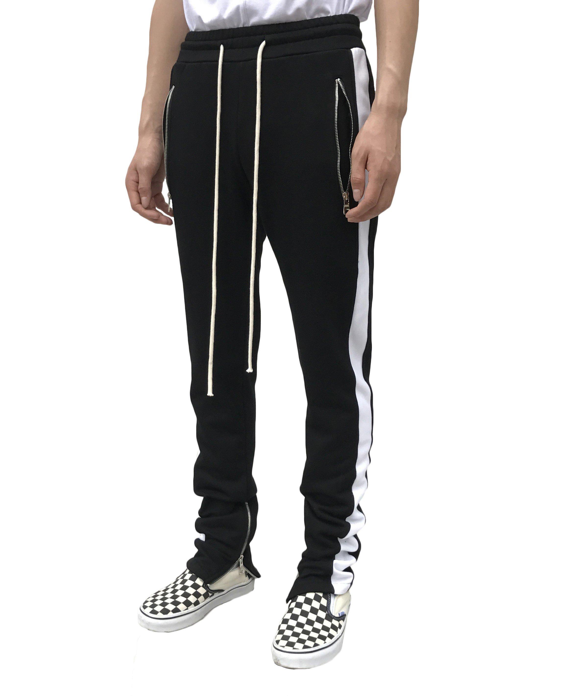 Zip Track Pant Tutt Designs