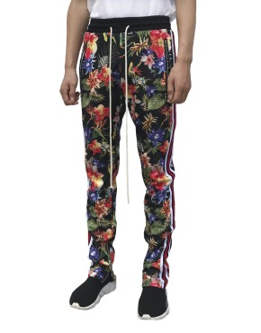 Floral-Track-Pant