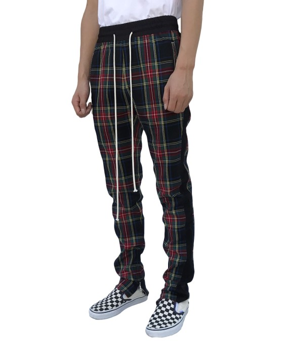 Plaid-Zip-Track-Pant12
