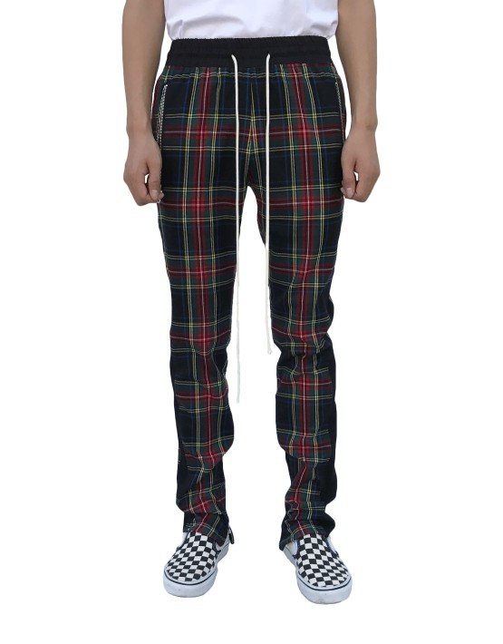 Plaid-Zip-Track-Pant13