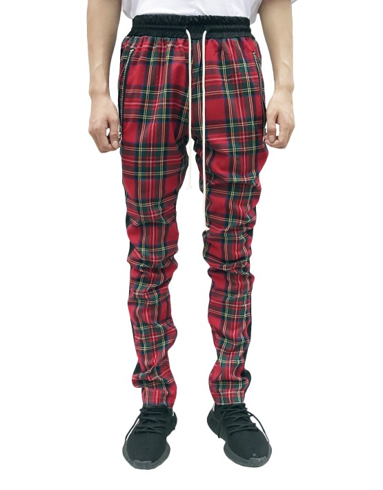 Plaid-Zip-Track-Pant2