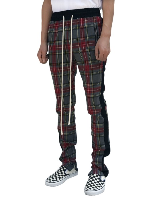 Plaid-Zip-Track-Pant8