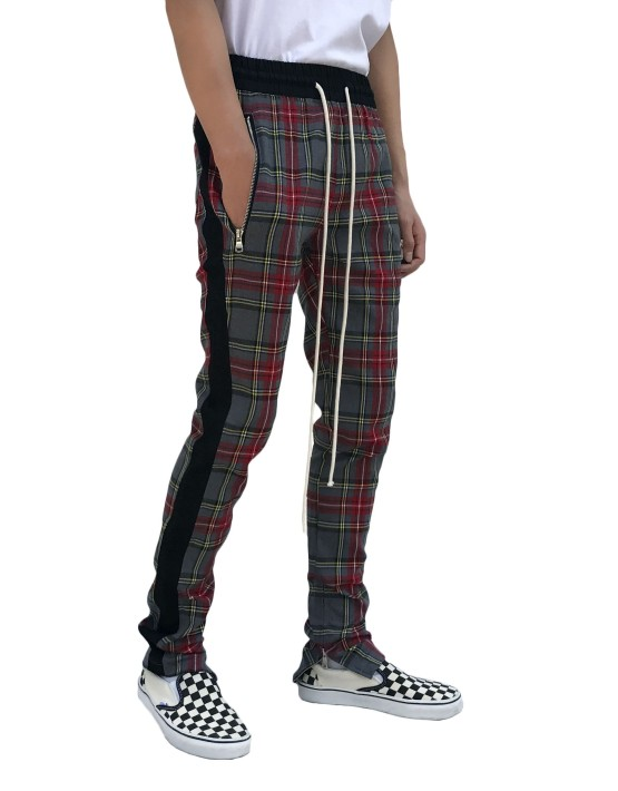 Plaid-Zip-Track-Pant9