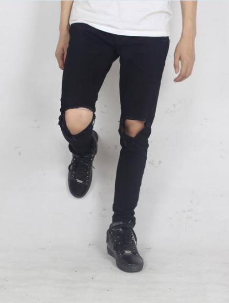 ripped jeans Black| Men Clothing | Toronto, Ontario, Canada